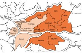 advertentiegebied regio drechtsteden