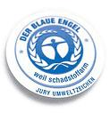 blauwe engel logo