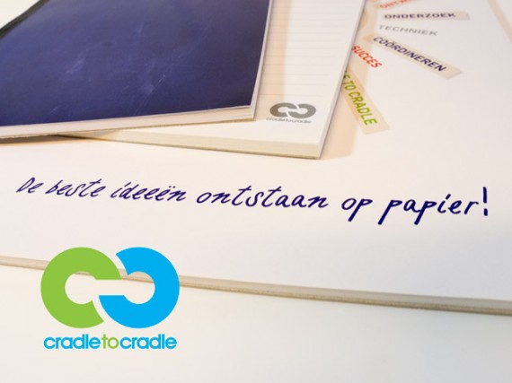 cradle to cradle drukwerk milieuvriendelijk